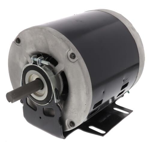 ODP Split Phase Belted Fan & Blower Motor, 56 (115/230V, 3/4 HP, 1725 RPM) Product Image