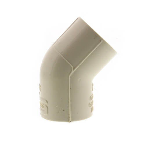"""3/4"""" CPVC CTS 45° Elbow (Socket) Product Image"""