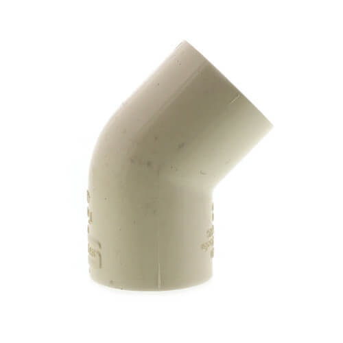 "1"" CPVC CTS 45° Elbow (Socket) Product Image"