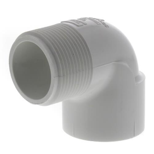 "1-1/4"" PVC Sch. 40 90° Street Elbow (Male x Fem) Product Image"
