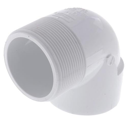 "2"" PVC Sch. 40 90° Street Elbow (Male x Fem) Product Image"