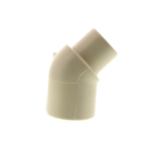 "1/2"" CPVC CTS 45° Street Elbow (Spigot x Socket) Product Image"