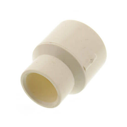 "3/4"" x 1/2"" CPVC CTS Reducer Coupling (Socket) Product Image"