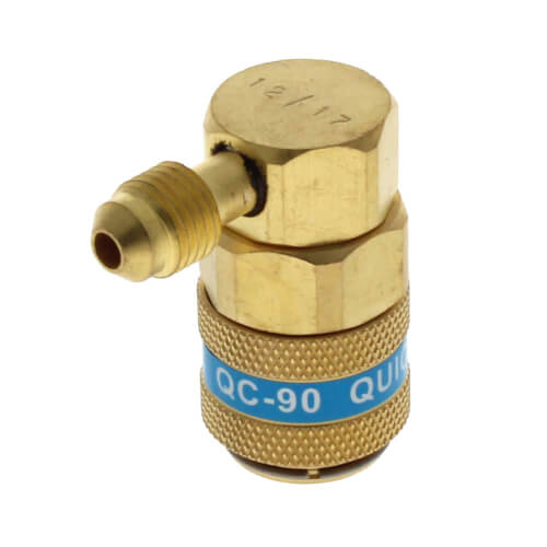 "Low-Side Automatic Coupler w/ 1/4"" Flare (R-134a) Product Image"
