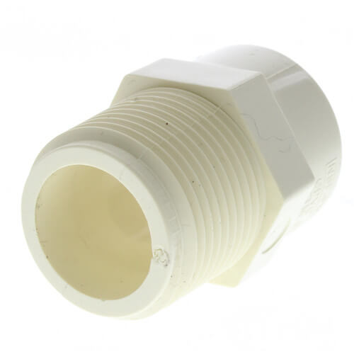 "3/4"" CTS CPVC Male Adapter (MIPT x Socket) Product Image"