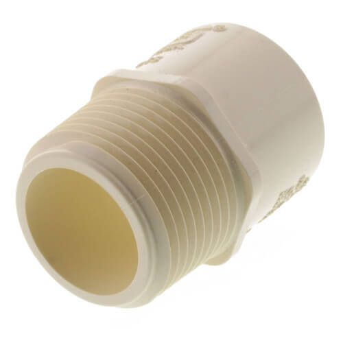 "1"" CTS CPVC Male Adapter (MIPT x Socket) Product Image"