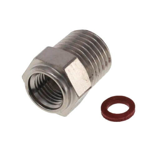 "1/4"" NPT Waste Connector Product Image"