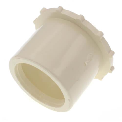 "1-1/2"" CTS CPVC Transition Bushing (IPS Spigot x CTS Socket) Product Image"