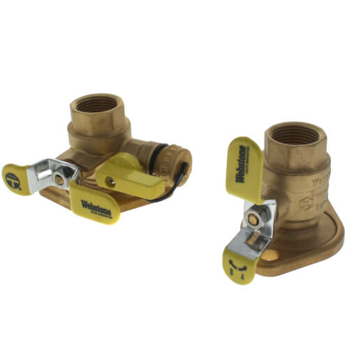 "1"" Threaded Isolator Circulator Pump Install Kit w/ Rotating Flange (Lead Free) Product Image"