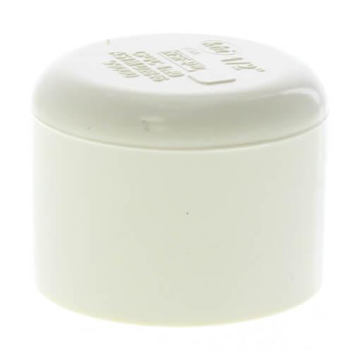 "1/2"" CTS CPVC Cap (Socket) Product Image"