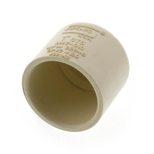 "1"" CTS CPVC Cap (Socket) Product Image"