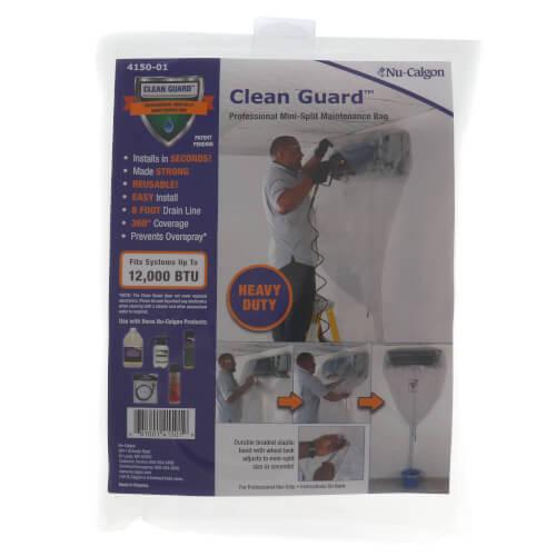 Clean Guard - Mini-Split Maintenance Bag Product Image