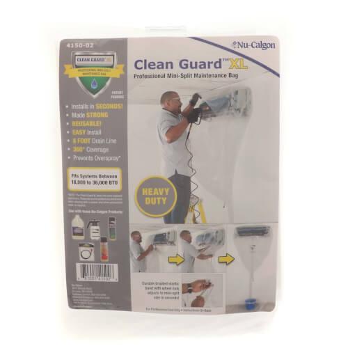 Clean Guard XL - Mini-Split Maintenance Bag Product Image