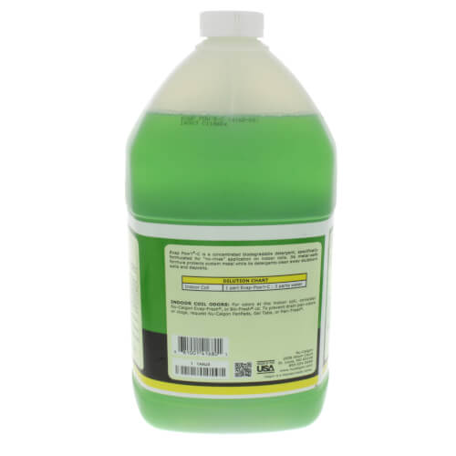 Evaporator Power Coil Cleaner, 2-1/2 Gal Product Image