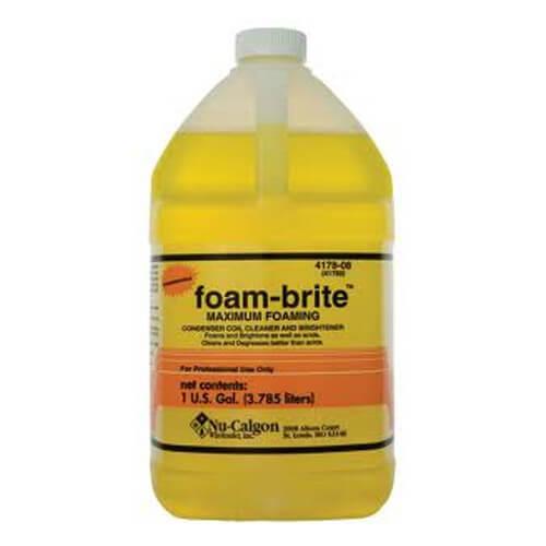 4178 08 Nu Calgon 4178 08 Foam Brite 1 Gal