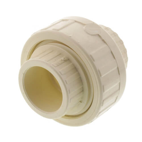 """1"""" CTS CPVC Union (Socket with EPDM O-ring Seal) Product Image"""