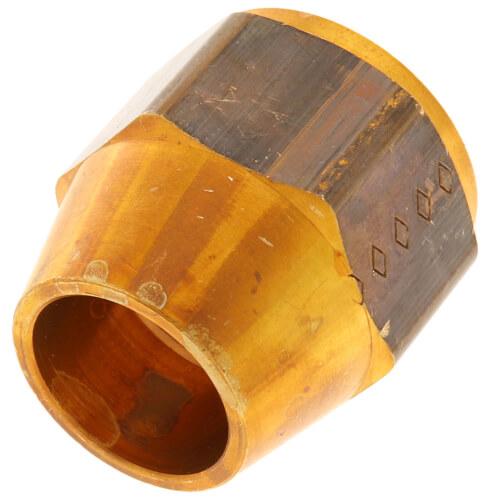 """5/8"""" OD Tube Short Flare Nut Product Image"""
