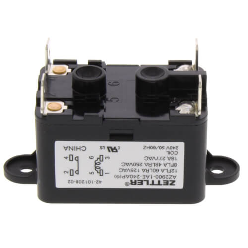 SPST N/O Relay (208-230V) Product Image