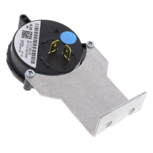"""-.25"""" WC SPST Pressure Switch Product Image"""