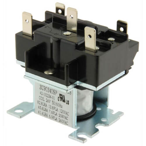 Relay - SPDT (24VAC coil) Product Image