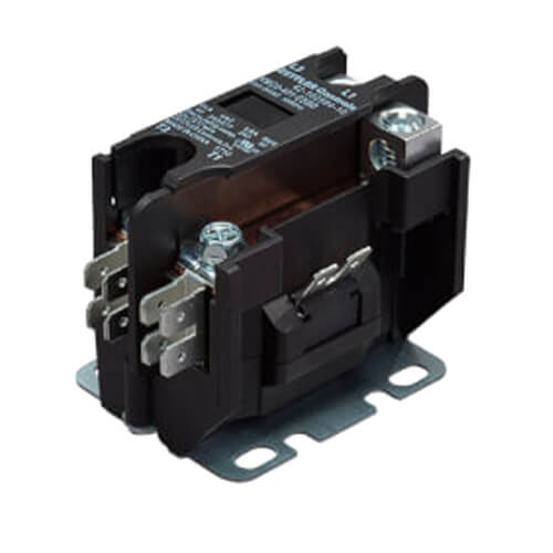 40A 1-Pole Coil Contactor (24V) Product Image