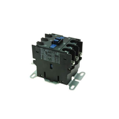 30A 3-Pole Contactor w/ AUX (24V) Product Image