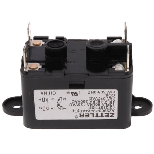 SPST N/O Relay (24V) Product Image