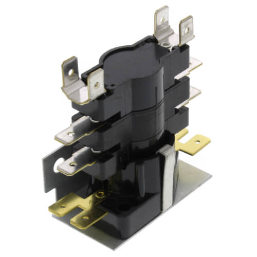 3PST N/O Sequencing Relay (24V) Product Image