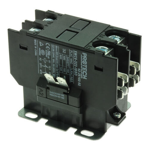 32A, 2-Pole Contactor (208-230V) Product Image