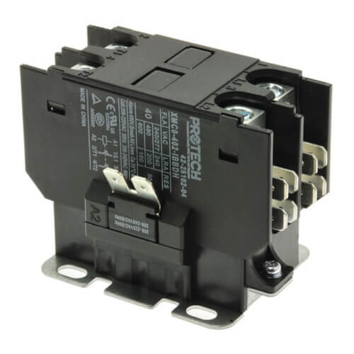 PROTECH Contactor - 40A 2-Pole (208-230V coil) Product Image
