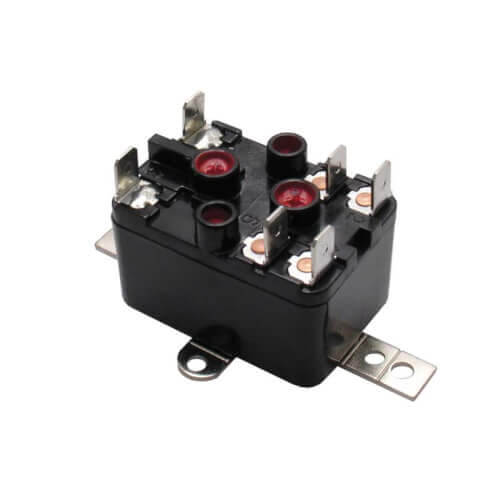 Relay - DPST (24VAC coil) Product Image