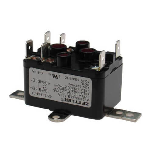 Relay - DPST (120VAC coil) Product Image