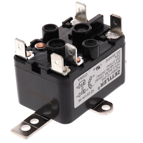 SPDT NO/NC Relay (24V) Product Image