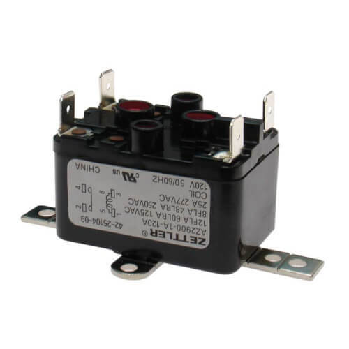 Relay - SPST (120VAC coil) Product Image