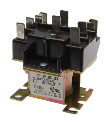 Relay - DPDT (208/230VAC coil) Product Image