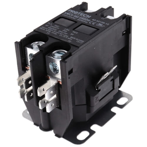 40A 2-Pole Contactor (24V) Product Image