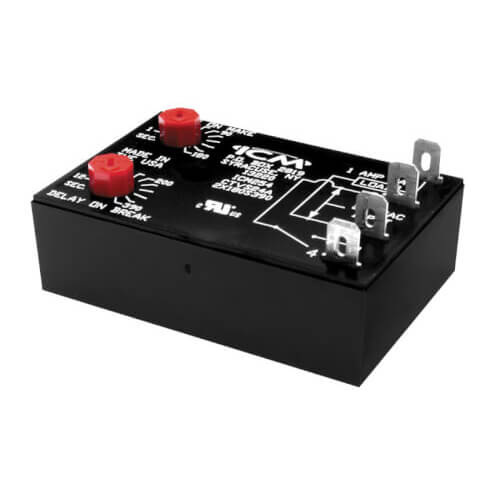 Time Delay Relay - On Delay on Make / Off Delay on Break Product Image