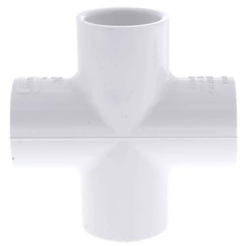 "3/4"" PVC Sch. 40 Cross Product Image"