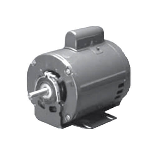 """12.8"""" ODP Capacitor Start Belted Fan & Blower Motor, 56 (115/208-230V, 1-1/2 HP, 1725 RPM) Product Image"""
