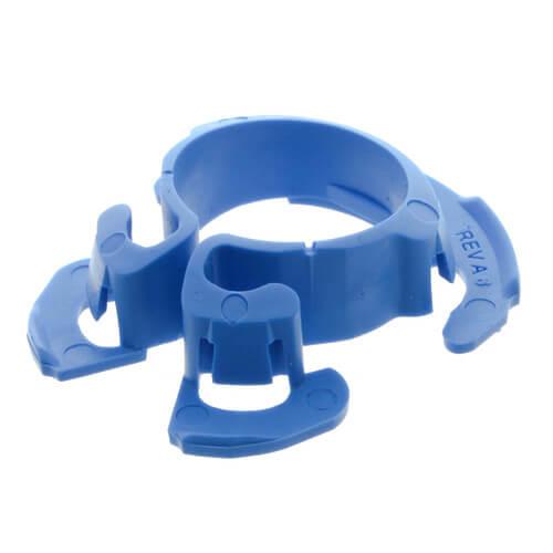 """3/4"""" Blue Tubing Isolator (UL 94 V2 Rated) Product Image"""
