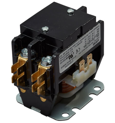 Contactor - 30A 2-Pole (24V coil) Product Image