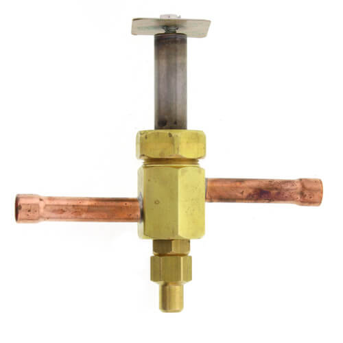 "3/8"" ODF R26E63M Normally Closed Refrigeration Solenoid Valve Product Image"