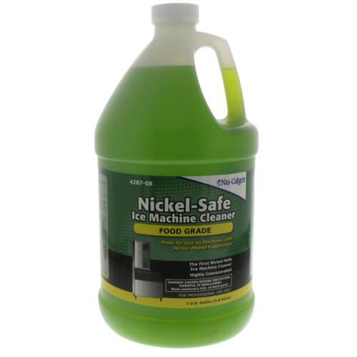 4287 08 Nu Calgon 4287 08 Nickel Safe Ice Machine Cleaner 1 Gallon