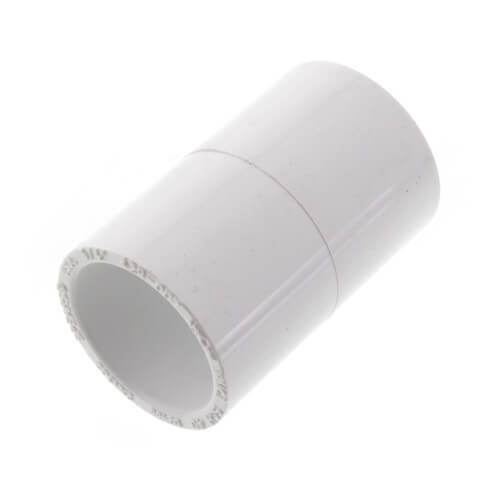 "3/4"" PVC Schedule 40 Coupling Product Image"