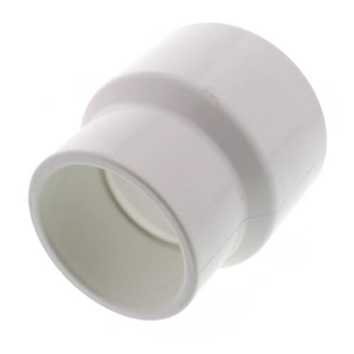 "2-1/2"" x 2"" PVC Schedule 40 Reducer Coupling Product Image"