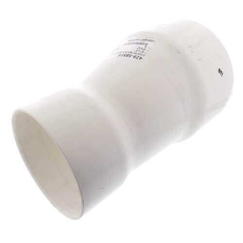"4"" x 2-1/2"" PVC Schedule 40 Eccentric Reducer Product Image"