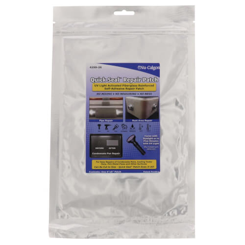 """Quick Seal Repair Patch (6"""" x 9"""") Product Image"""