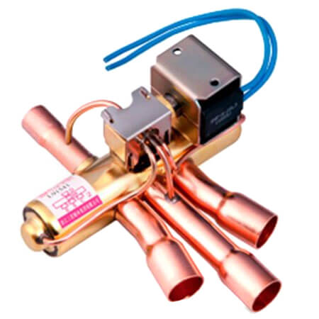 Reversing Valve without Coil Product Image