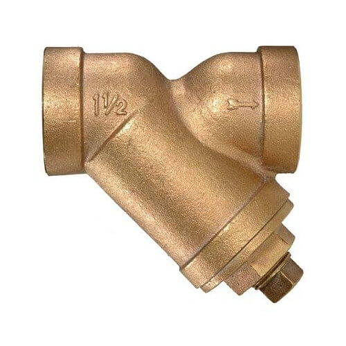 """1-1/4"""" 650A Wye Strainer Product Image"""