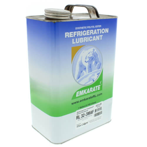 CALGON 4314-66 EMKARATE RL32-3MAF REFRIGERATION OIL, 1 Gal MC327914